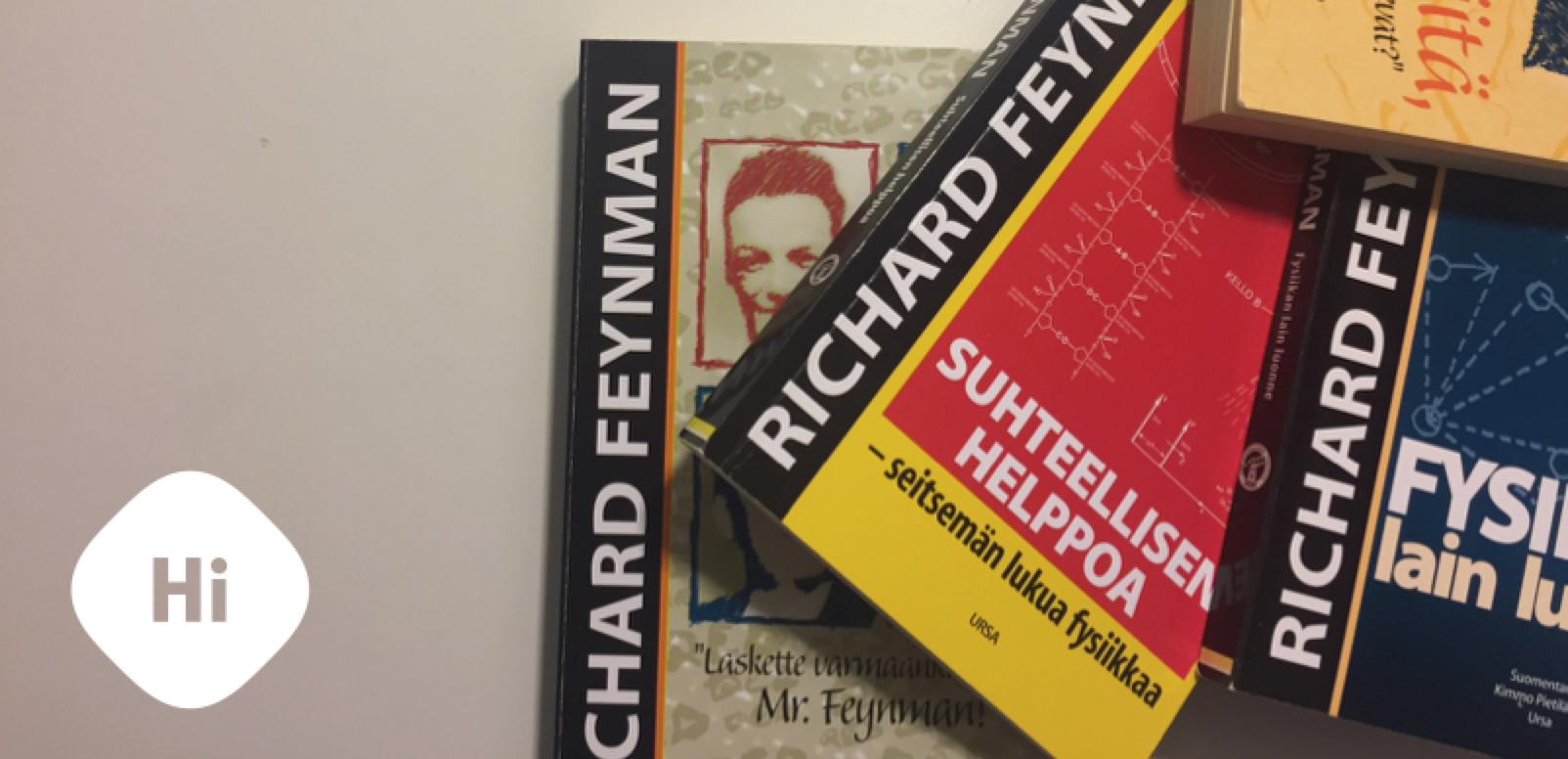 Richard Feynman tietokone