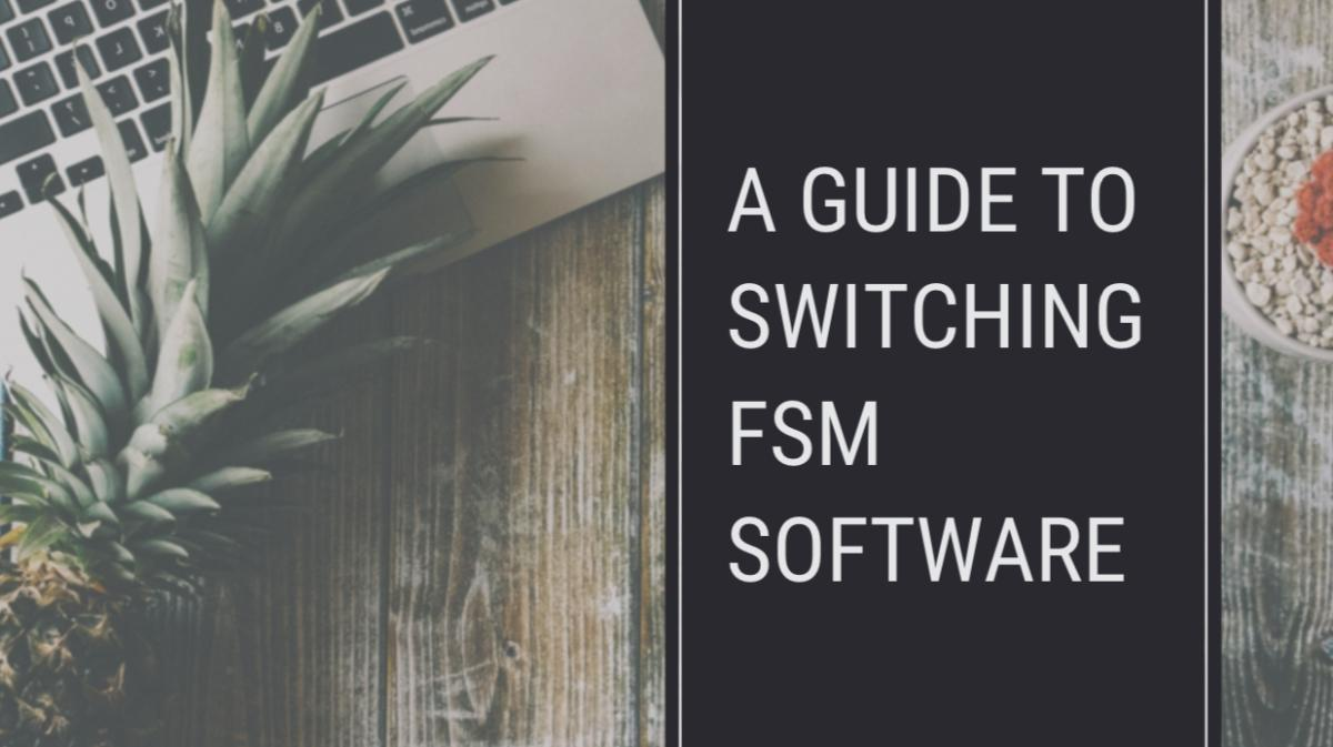 switching FSM software
