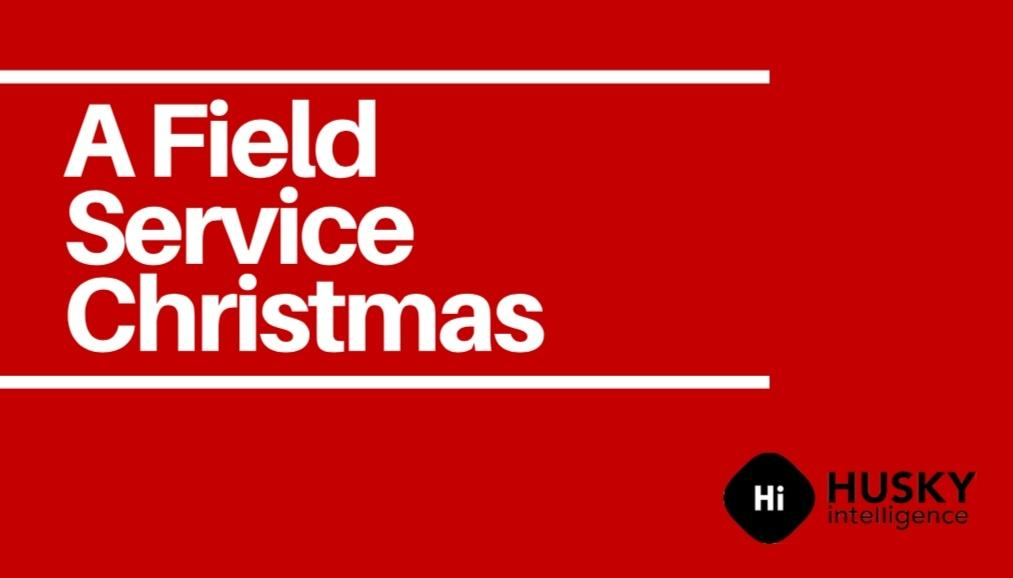 field service Christmas