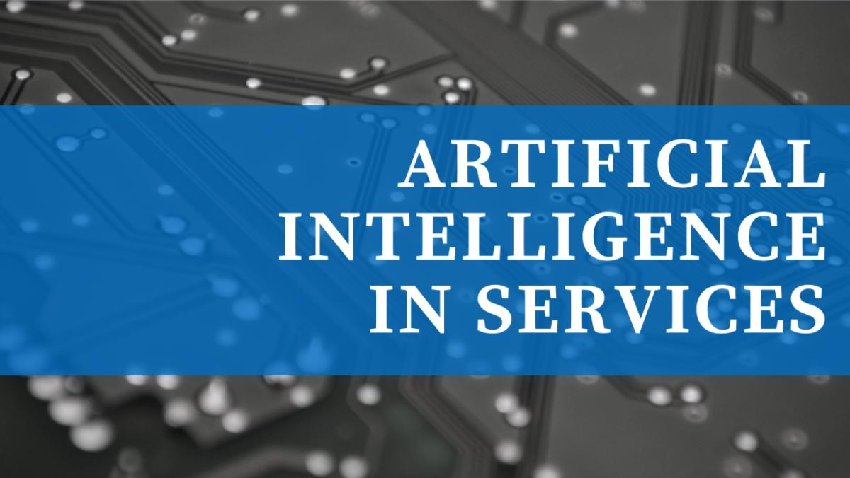 Artificially intelligent service